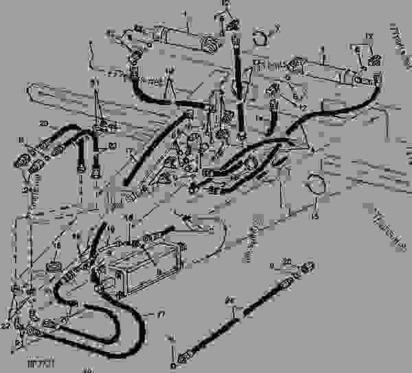 Bobcat 763 Hydraulic Control Valve Diagram, Bobcat, Free