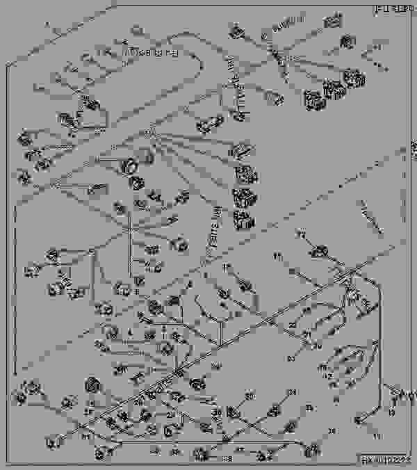 John Deere Stereo Wiring Diagram