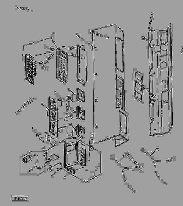 related with john deere 9500 combine wiring diagram