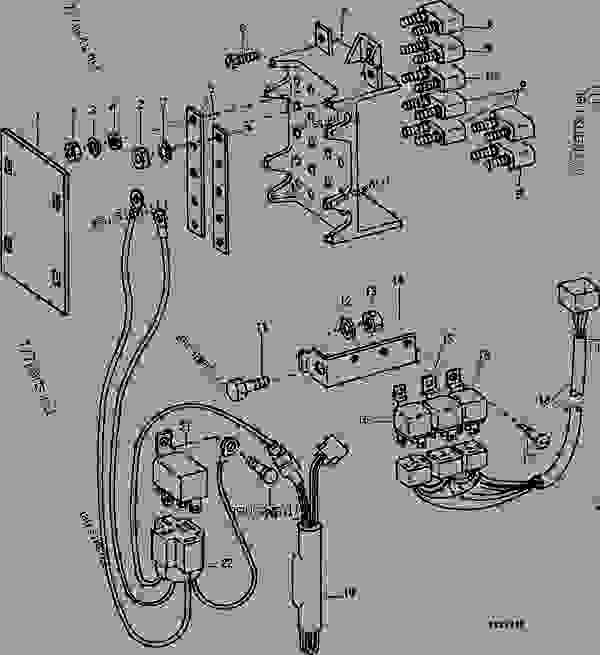John Deere 300 Wiring Diagram. Wiring. Wiring Diagram Images
