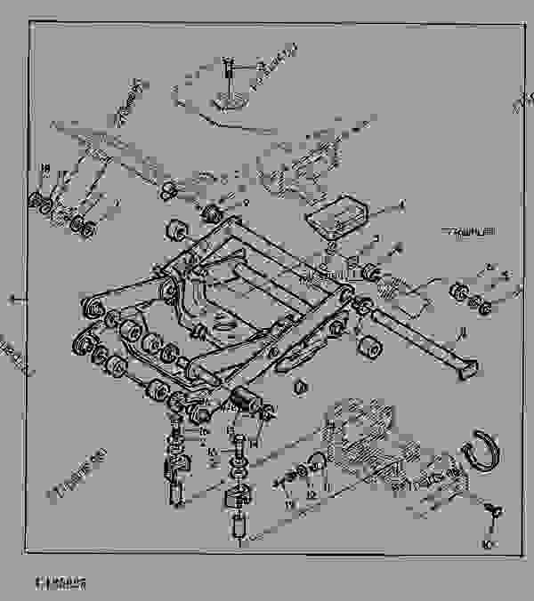 SUPER-DE-LUXE SEAT-SUSPENSION FOR GRAMMER LS95H1/90A [40