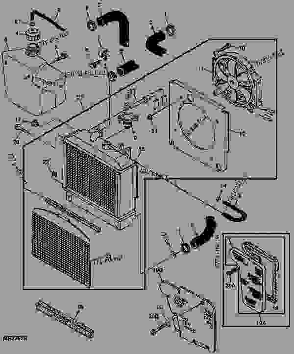 Wiring Diagrams John Deere Gator Hpx Bobcat 2300 Wiring