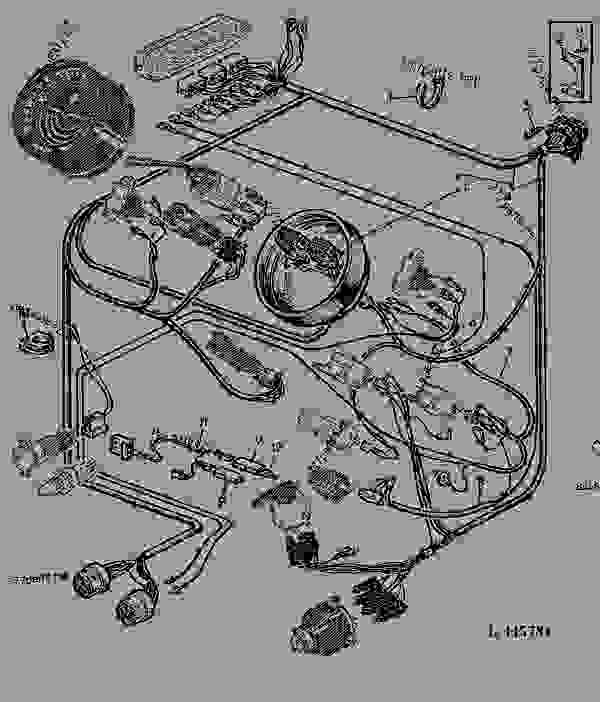 John Deere 2940 Wiring Diagram John Deere 2950 Wiring