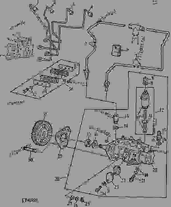 John Deere 2940 Parts Diagram, John, Free Engine Image For