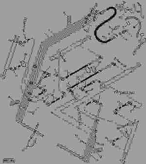 John Deere 420 Loader Parts | Wiring Source