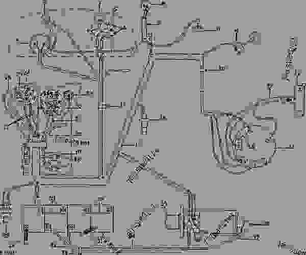 John Deere 5010 Wiring Schematic. . Wiring Diagram