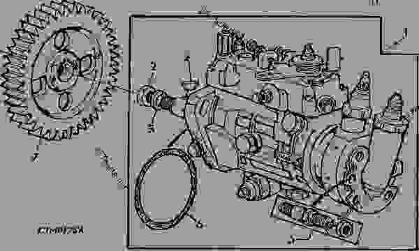 Distributor type fuel injection pump pdf