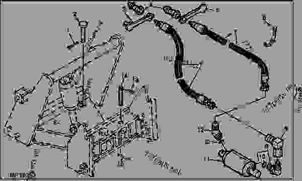 HYDRAULIC ANGLING KIT (QUICK-TATCH) (4010, 4110, 4115