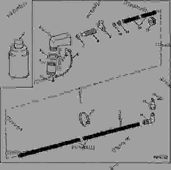 Wiring Diagram For John Deere 830 John Deere 830 Radiator