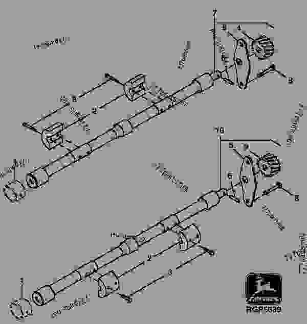 Motor Parts: John Deere Motor Parts