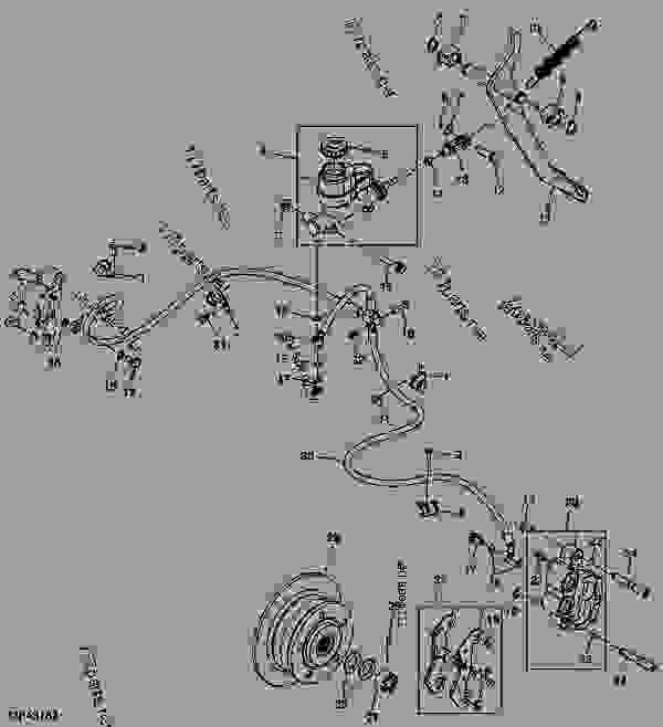 John Deere 3010 Wiring Schematic John Deere 4020 Battery