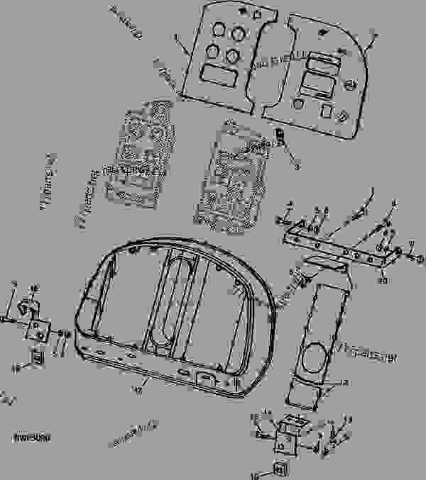 John Deere 4050 Fuse Box : 24 Wiring Diagram Images
