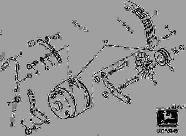 CODE 3111 ALTERNATOR (DELCO-REMY 1101345)(12V)(78A)(6068D