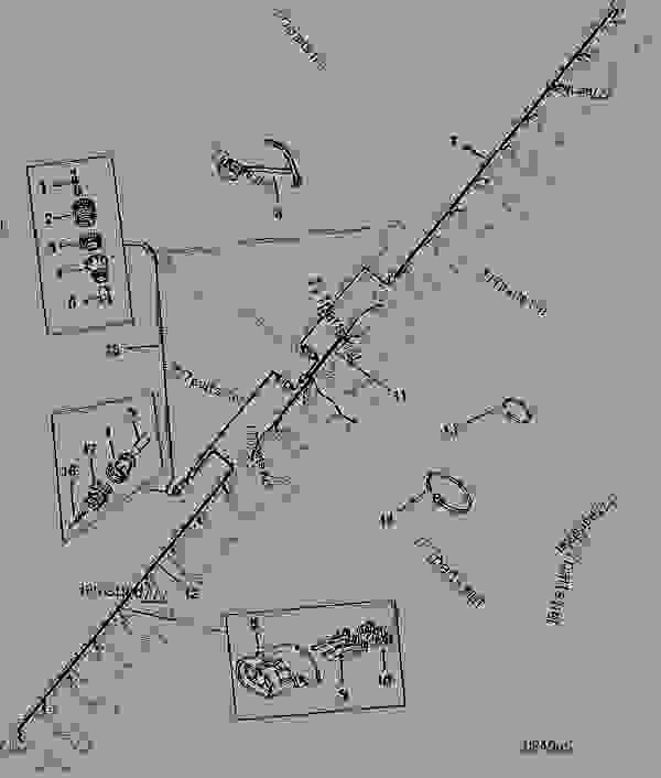 Wiring Diagram John Deere 1770nt Planter John Deere 1900