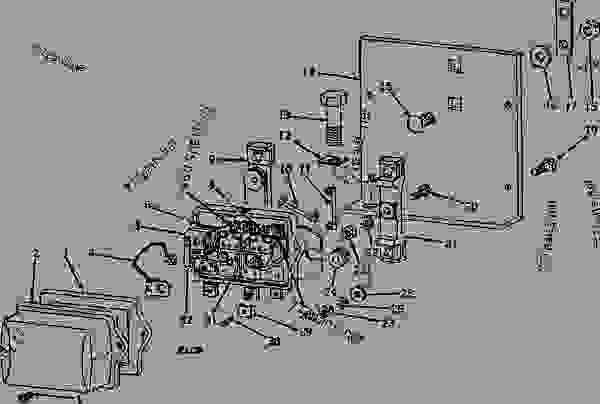 12 Volt Solenoid Wiring Diagram John Deere 4020 Lp. John