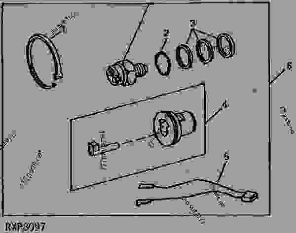 John Deere 4440 Tractor Wiring Schematic. John Deere