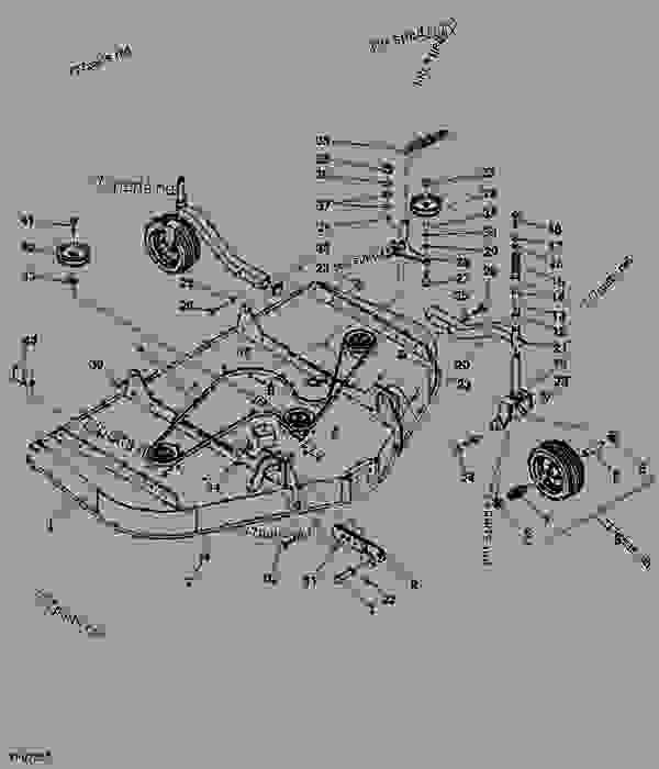 Land Pride Mower Deck Parts. Diagrams. Wiring Diagram Images