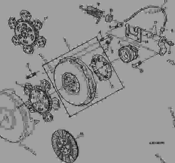 John Deere 6420 Parts Diagram, John, Free Engine Image For
