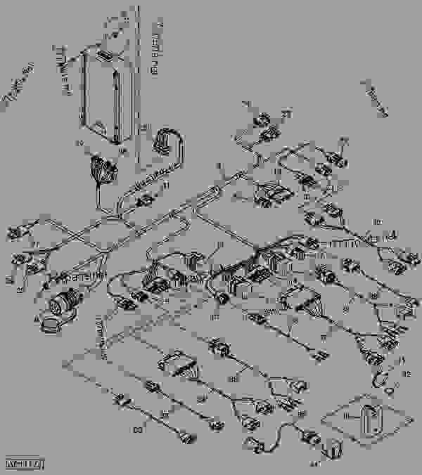 Control Module and 3 Tank Harness, Backbone (Tow-Behind