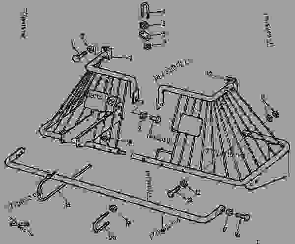 Bobcat Mower Parts Belts ~ Wiring Diagram And Schematics
