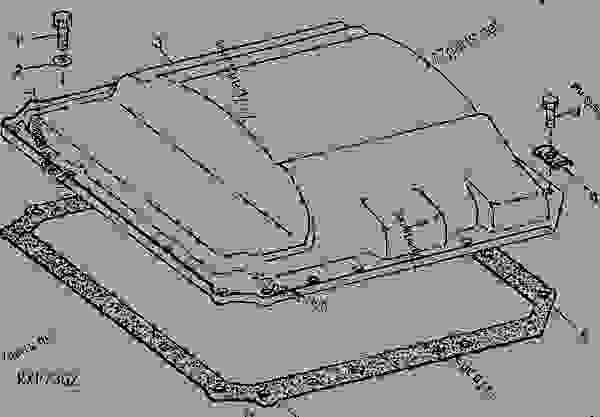 Transmission Case Cover (PowrShift™ Transmission