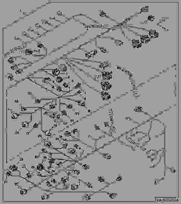 John Deere Wire Harness Connectors : 34 Wiring Diagram