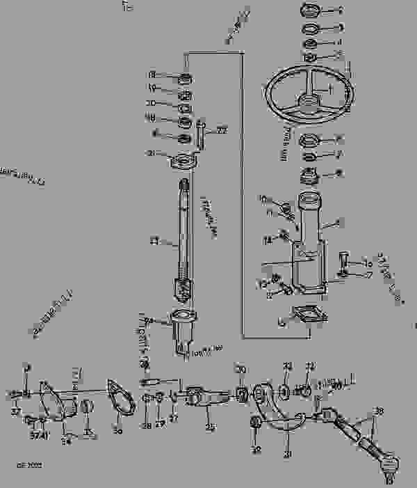 2003 John Deere 790 Wiring Diagram John Deere 790 Radiator