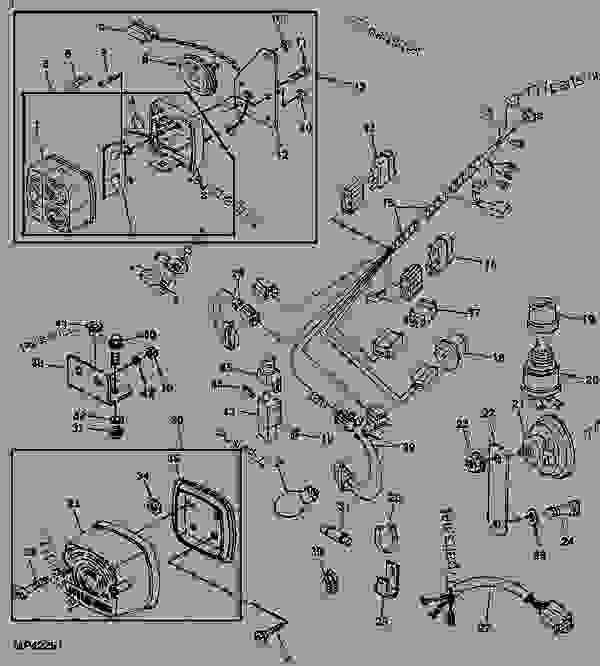 JOHN DEERE UTILITY GATOR 4X2 WIRING DIAGRAM - Auto ... on