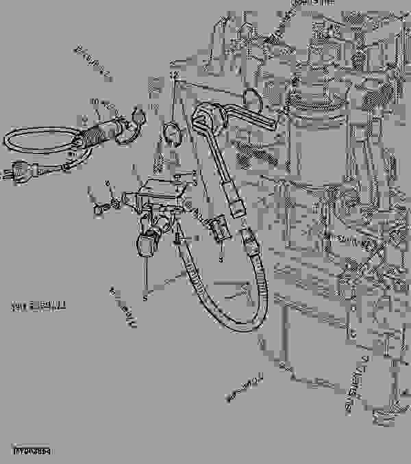 John Deere Model A Engine Diagram John Deere A Spark Plugs