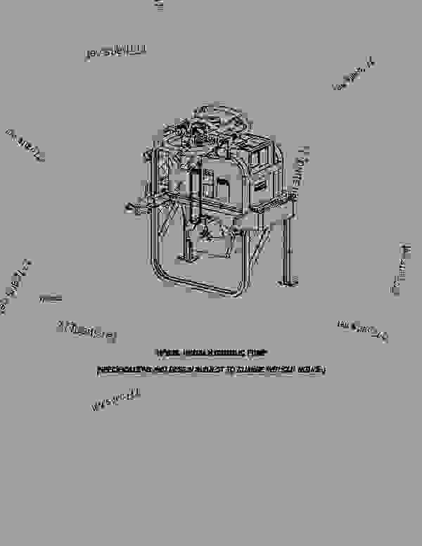 HP2025, HP2134 Hydraulic Pumps (Frontier): Introduction