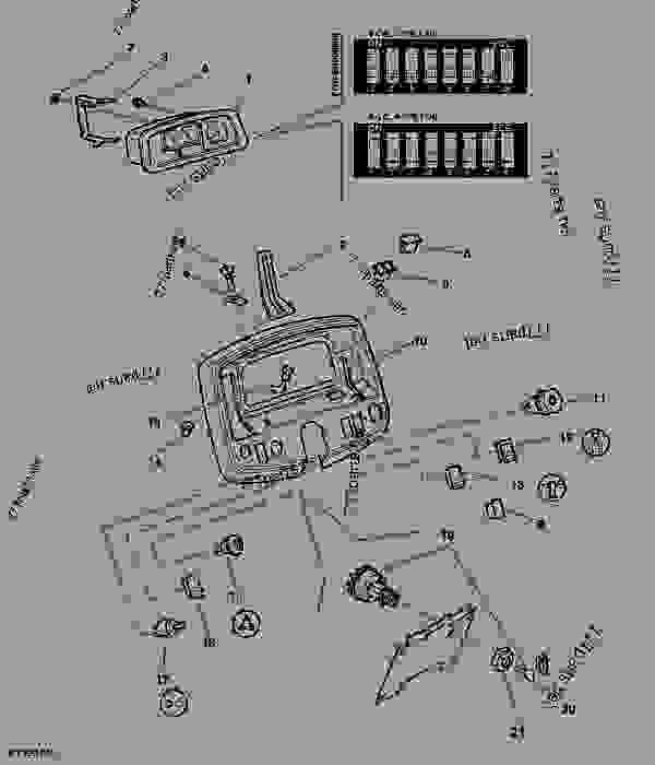 john deere 5410 electrical diagram
