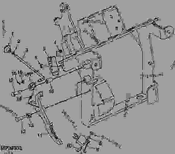 Wiring Diagram For 4210 John Deere : 34 Wiring Diagram