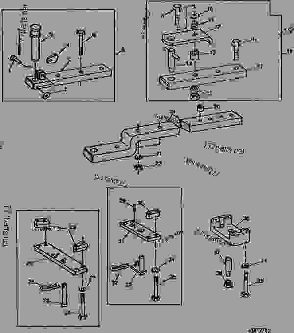 Model John Deere Hydraulic Schematics. John Deere. Wiring