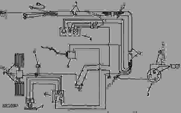 john deere 6620 combine wiring harness diagram