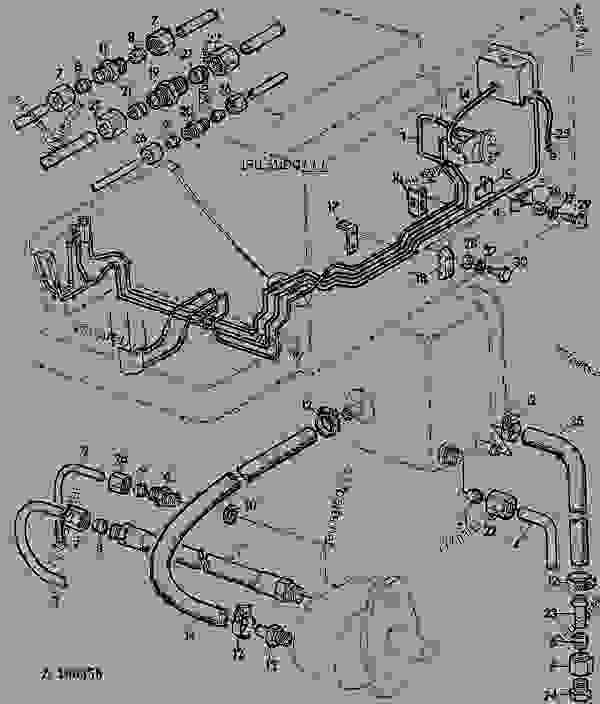 850 Ford Tractor Engine Diagram. Ford. Auto Wiring Diagram