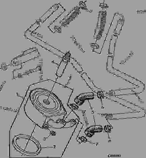 John Deere 2440 Wiring Diagram John Deere 2440 Engine