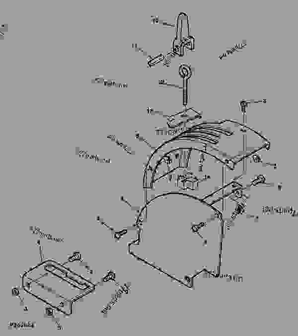John Deere 2210 Parts Diagram John Deere F935 Parts