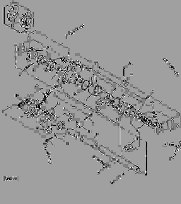 COUNTERSHAFT DRIVE (6R WIDE, 8R NARROW, 8R WIDE, AND 12R