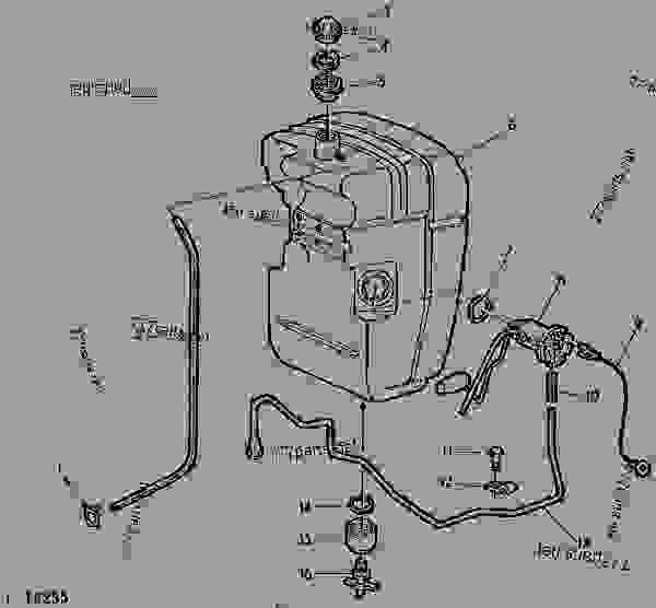 John Deere 1010 Ignition Switch Wiring Diagram John Deere
