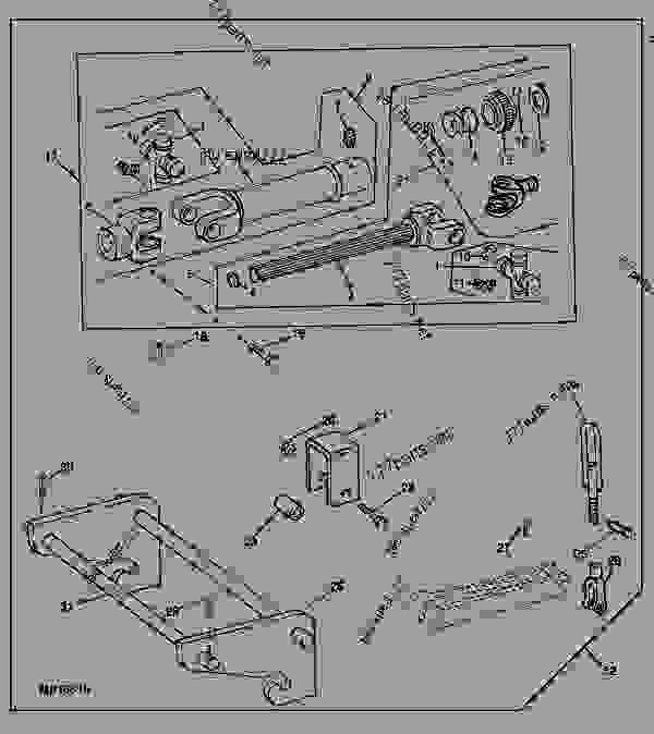 Wiring Diagram Source: John Deere 755 Parts Diagram