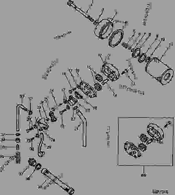 John Deere 310d Wiring Diagram John Deere 300B Wiring