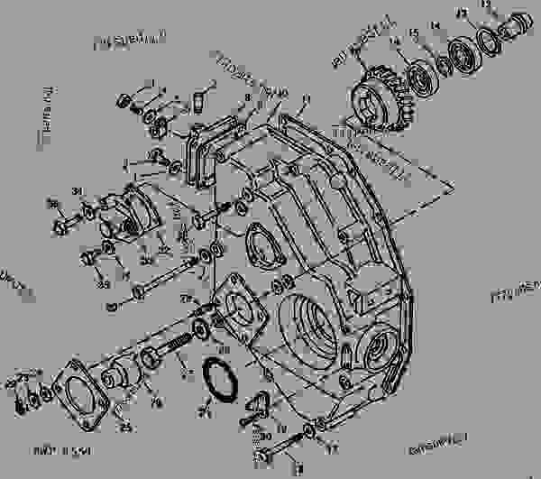 Wiring Diagram For John Deere 2755 Wiring Diagram For John