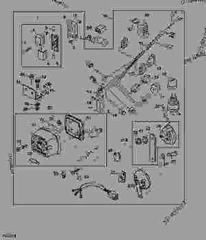 John Deere Trail Gator Parts Manual  Image Of Deer
