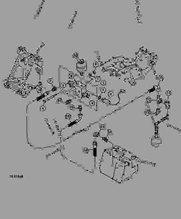 John Deere 244j Parts Manual