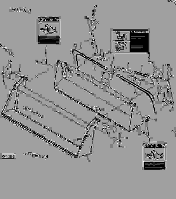 John Deere 300 Loader Wiring Diagram John Deere Z225