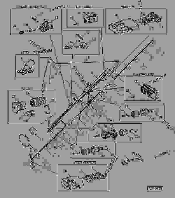 Jd 71 Planter Parts. Corn Planter Diagram Pumpkin Diagram
