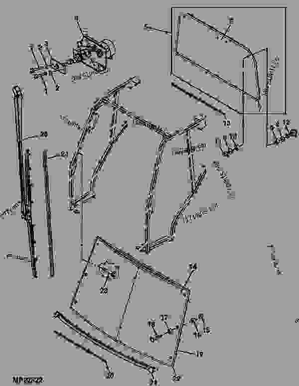 John Deere X300 Drive Belt Diagram, John, Free Engine