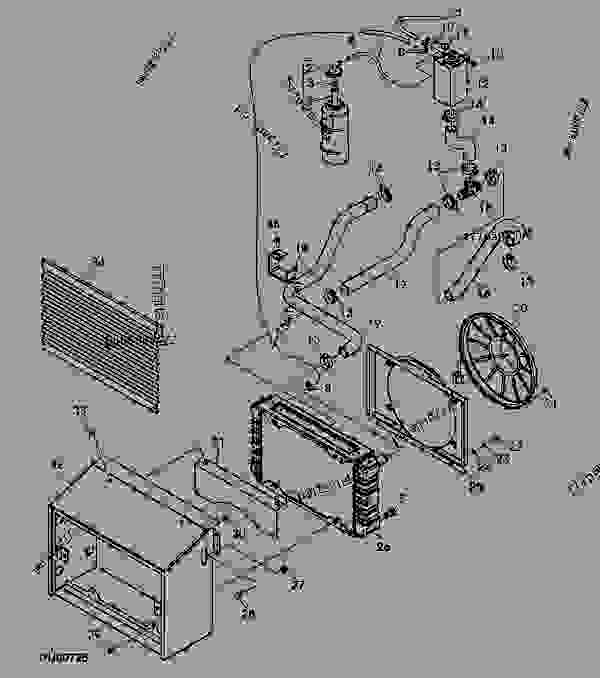 John Deere Utility Gator 4x2 Wiring Diagram