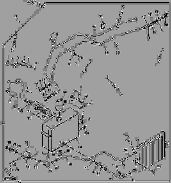 John Deere 2020 Wiring Harness : 30 Wiring Diagram Images