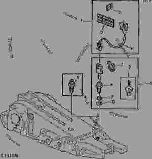 John Deere Tractor Starter Switch  Image Of Deer LedimageCo